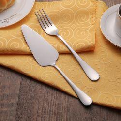 Горячий творческой кухни из нержавеющей стали Набор столовых приборов