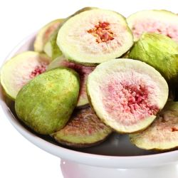 جمّد أنصاف الفاكهة المجففة التي تحتوي على الفورتان