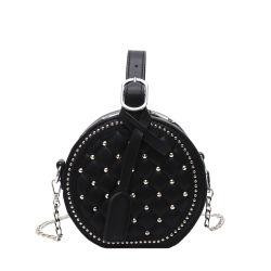 Xdd2091方法新しいモデルの韓国様式の花のイブニング・バッグのクラッチの小型チェーン小さい円形の肩のハンドバッグ