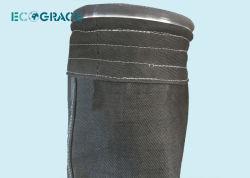Salle de bain en PTFE en fibre de verre filtre anti-poussière du filtre à sacs en tissu