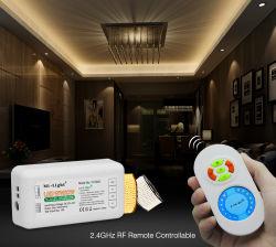 2.4G 5ボタンのキーの二重白LEDのコントローラ(FUT022)
