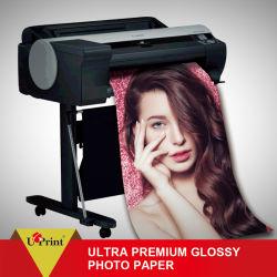 Meistverkauftes Premium Lustre Fotopapier, Inkjet Fotopapier für Eco Solvent Ink Fotopapier