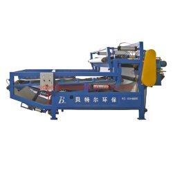 Abwasser-Schlamm/Klärschlamm-entwässernmaschine der Riemen-Filterpresse für Papierklärschlamm-Behandlung