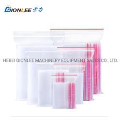 Los envases de plástico de prendas de vestir la camiseta/bolsa polipropileno transparente