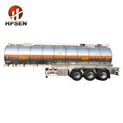 3 as 50000 Liter 4 de Semi Aanhangwagen van de Tank van de Olie van de Tanker van de Brandstof van de Palm van Compartimenten met API Pomp