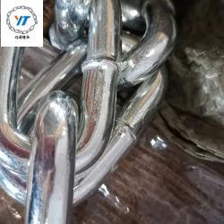 Крепежные детали черного цвета легированная сталь G80 цепей на подъемный строп