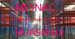 Huashine는 가로장 이동과 공항 부속품의 근수 그리고 지적인 저장 관리 Asrs를 전문화된다