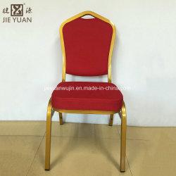 Matel 알루미늄 싼 호텔 홀 도매 결혼식은 판매 연회 의자를 위해 쌓을수 있ㄴ 사용했다