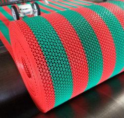 Bon prix Zebra couleur Salle de bain Piscine utiliser du plastique PVC S Mat le tapis de plancher