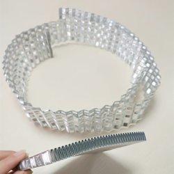 Aletta di alluminio di alluminio di scambio di calore per il dispositivo di raffreddamento del radiatore