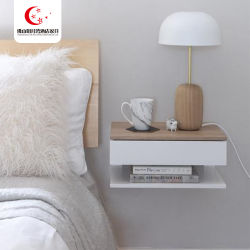 Hotel Bed Gaveta luz de cabeceira Tabela Home Office Document Armários colchão