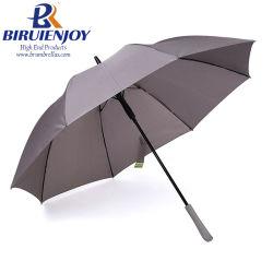 Solid Color nouveau design de grande taille Windproof Parapluie personnalisé