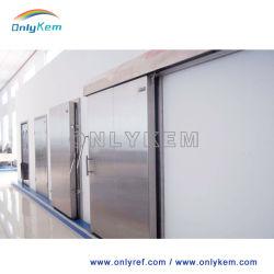 Congelatore ad aria compressa di condensazione dell'unità di Bitzer/Copeland con il comitato dell'unità di elaborazione per la verdura/la carne/uovo/il latte