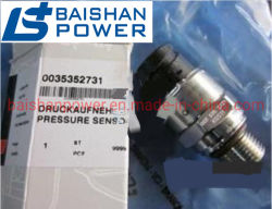 Capteur de pression d'huile MTU Detroit X00E50205094 10V1600 2000 10 bar de la série 4000 0035352731 0035352531 0035352731 0005357633 0005357533 0005357433 00053576330