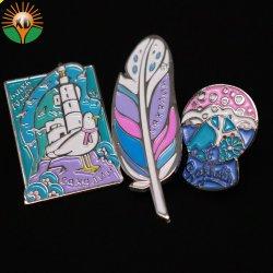 Distintivo Per Pin In Metallo Smaltato Morbido Dal Nuovo Design Personalizzato