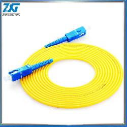 cavi patch in fibra ottica sc/APC-SC/UPC 3m SC/UPC - SC/APC Ponticello in fibra