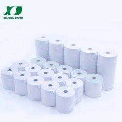 76mm de haute qualité Single-Ply caisse enregistreuse du rouleau de papier bond