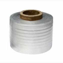 Folha de alumínio em bruto Spooling de material de embalagem para a blindagem do cabo