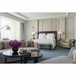 أثاث فاخر معاصر من غرفة النوم بفندق وود بفندق 5 نجوم