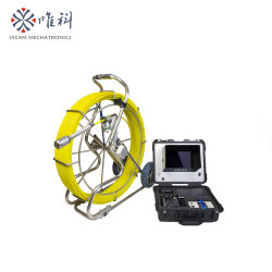 Système de caméra Vicam Pipe Inspection V10-3288 caméra 40mm câble 9 mm
