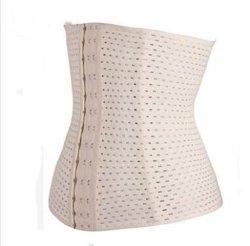 Hot Sale Formation Shapewear corps parfait contrôle de l'entreprise transparente Corset minceur ouvert à la taille