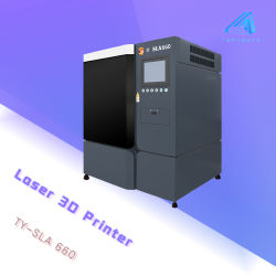 TY-SLA 660 600X600X300mm 메이커 교육 프로그램 3D 레진 모델 3D 인쇄 기계