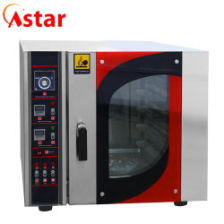 China Oem Factory 5 Trays Restaurant Food Bread Bakkerij Apparatuur Gas Hot Air Convention Ovens