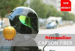 2019 de cara completa Newst para casco de motocicleta