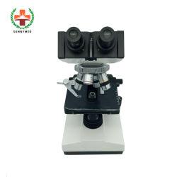 Sy-B129 Guangzhou Cheapest microscopio Microscopio escuela laboratorio