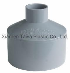 (Raccord de tuyau en PVC, approvisionnement en eau) La réduction de l'accouplement PN16