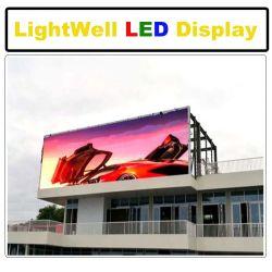 LED de plein air énorme numérique affichage de panneau pour voyant panneau publicitaire avec P10 du module d'écran LED