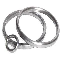 API R Rx Bx ovaler und achteckiger Typ weiches Eisen-Ring-Verbindungs-Dichtung-Dichtungs-Dichtung