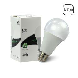 Bombilla LED de aluminio de plástico de 9W E27/B22 Casa de la luz de LED