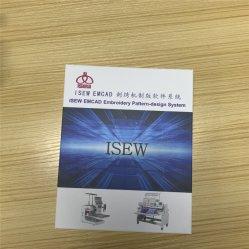 Dahao Isew Emcad Patrón de la máquina de bordar Software de diseño