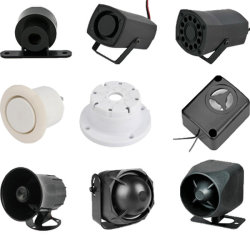 Sicherheits-Sirene-Warnungs-Sirene-piezo Warnungs-Röhrenblitz-Sirene (FBELE)