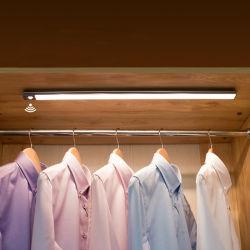 Commerce de gros 1W 1,5 W 2W 3W Lumière LED rechargeable par induction Cabinet la lampe du capteur de mouvement IRP pour armoire de cuisine placard