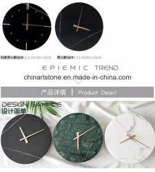 Orologi di marmo di arti della Cina per la decorazione domestica