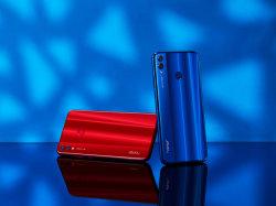 Rénovées utilisé pour téléphone mobile Huawei honneur 8X d'origine déverrouillé téléphone mobile avec des boîtes et accessoires