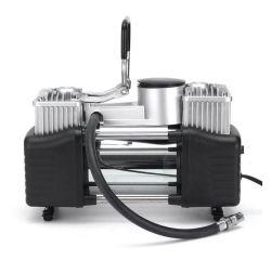 12V 150psi cilindro duplo da bomba de ar compressor pneumático insuflador do pneu para carro moto Van