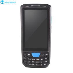 Blovedream Terminal NFC de escáner de códigos de barras WiFi 4G Android resistente teléfono inteligente con lector RFID UHF, caliente la venta de escáner de códigos de barras terminales de bolsillo PDA