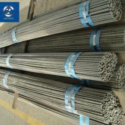 La barra de refuerzo, la barra de acero (bobina) BS4449 B500b