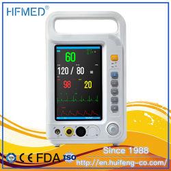 El equipo de Hospital Médico OEM bajo precio del Monitor de Paciente Multi-Parameter mano