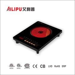 Apparecchio di cucina infrarosso del fornello di promozione/riscaldamento elettrico ALP-DT305