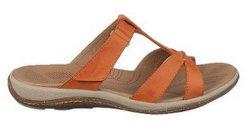 Prendre les devants avec ces sandales en cuir nubuck Diapositive