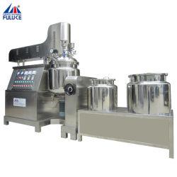El calentamiento de líquidos de la homogeneización de vacío Mezclador de emulsionante