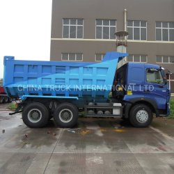 30 toneladas HOWO A7 Camión Volquete pesados para la construcción