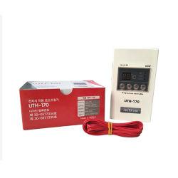 床暖房フィルムシステムのために最もよく良質および安い uth-170thermostat デジタル韓国タイプの高速出荷