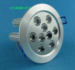 إضاءة LED خفيفة بقوة 9*1 واط