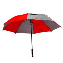 Grand 60 Arc Windproof Parapluie double de la promotion de l'auvent