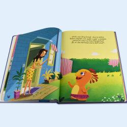 La educación infantil colorido libro de cuentos en inglés un servicio de impresión